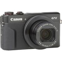Canon PowerShot G7 X Mark II - Vue de 3/4 vers la droite