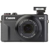 Canon PowerShot G7 X Mark II - Vue du dessus