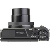 Canon PowerShot G7 X Mark II - Vue de dos