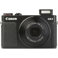 Canon PowerShot G9 X - Vue de dos