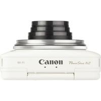 Canon PowerShot N2 - Vue de 3/4 vers la droite