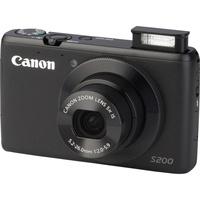 Canon PowerShot S200 - Vue principale