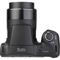 Canon PowerShot SX410 IS - Vue du dessus