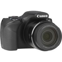 Canon PowerShot SX520 HS - Vue de dos