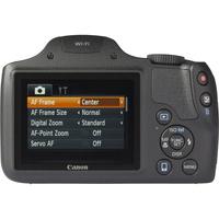 Canon PowerShot SX530 HS - Vue du dessus