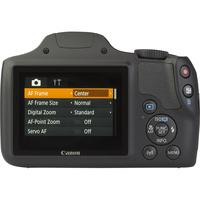 Canon PowerShot SX540 HS - Vue de 3/4 vers la droite