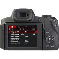 Canon PowerShot SX70 HS - Vue de dos
