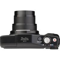 Canon PowerShot SX700 HS - Vue du dessus