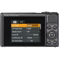 Canon Powershot SX730 HS - Vue de dos