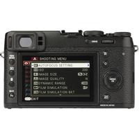 Fujifilm X100T - Vue de dos