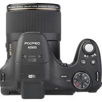 Kodak Pixpro AZ652 - Vue du dessus