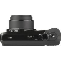 Kodak Pixpro FZ151 - Vue du dessus