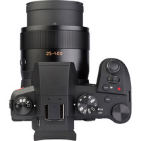 Leica V-Lux 5 - Vue du dessus