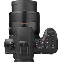Leica V-Lux (Type 114) - Vue du dessus
