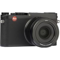 Leica X (Type 113) - Vue de 3/4 vers la droite