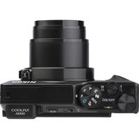 Nikon Coolpix A1000 - Vue du dessus