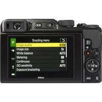 Nikon Coolpix A1000 - Vue de dos