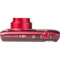 Nikon Coolpix A300 - Vue du dessus