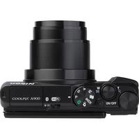 Nikon Coolpix A900 - Vue du dessus