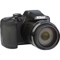 Nikon Coolpix B600 - Vue de 3/4 vers la droite