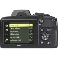 Nikon Coolpix B600 - Vue de dos