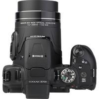 Nikon Coolpix B700 - Vue du dessus