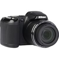 Nikon Coolpix L340 - Vue de 3/4 vers la droite