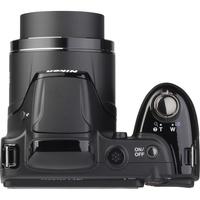 Nikon Coolpix L340 - Vue du dessus