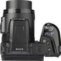 Nikon Coolpix L840 - Vue du dessus