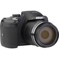 Nikon Coolpix P610 - Vue du dessus