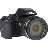Nikon Coolpix P900 - Vue du dessus
