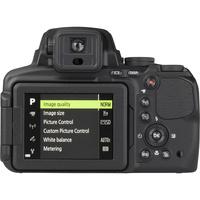 Nikon Coolpix P900 - Vue de 3/4 vers la droite