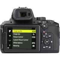 Nikon Coolpix P950 - Vue de dos