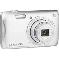 Nikon Coolpix S3700 - Vue du dessus