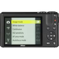 Nikon Coolpix S7000 - Vue de 3/4 vers la droite