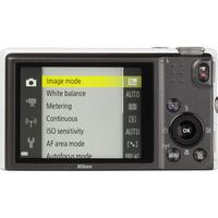 Nikon Coolpix S9600 - Vue de dos
