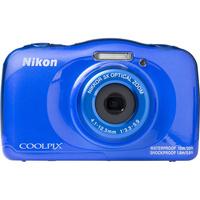 Nikon Coolpix W100 - Vue de dos
