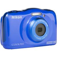 Nikon Coolpix W100 - Vue du dessus