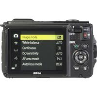 Nikon Coolpix W300 - Vue de dos