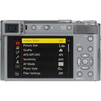 Panasonic Lumix DC-TZ200 - Vue de dos