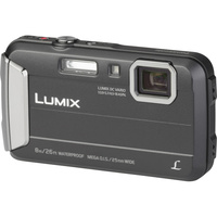 Panasonic Lumix DMC-FT30 								- Vue principale