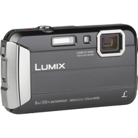 Panasonic Lumix DMC-FT30 - Vue de dos