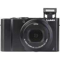 Panasonic Lumix DMC-LX15 - Vue du dessus