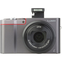 Panasonic Lumix DMC-TZ100 - Vue de face