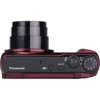 Panasonic Lumix DMC-TZ55 - Vue du dessus