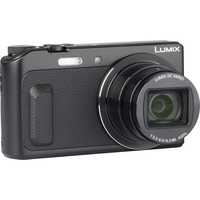 Panasonic Lumix DMC-TZ57 - Vue du dessus