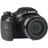 Sony Cyber-Shot DSC-H400 - Vue de 3/4 vers la droite