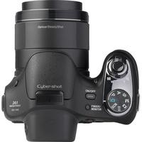 Sony Cyber-Shot DSC-H400 - Vue de dos