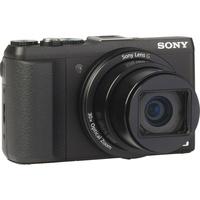 Sony Cyber-Shot DSC-HX60V - Vue du dessus