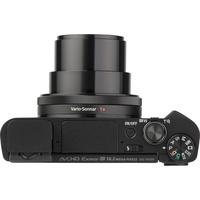 Sony Cyber-Shot DSC-HX90V - Vue de 3/4 vers la droite